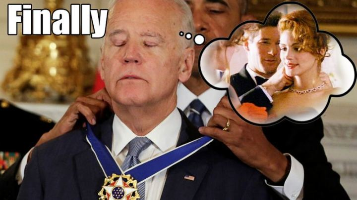 "51 Joe Biden Memes - ""Finally."""