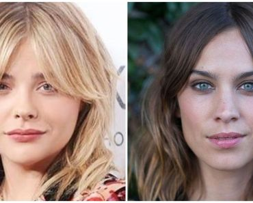6 Celebrity Curtain Bangs For Your Next #HairInspo.