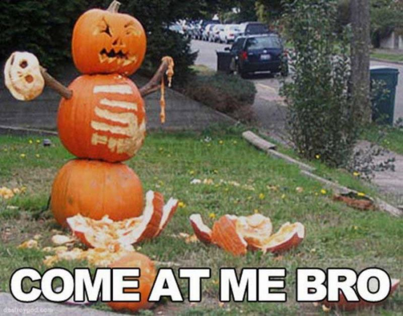 85 Funny Halloween Memes For 2020 That Bring Laughter To The Party