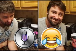 """Tik Tok User """"Ironicism"""" Gets Siri To Laugh Out Loud on His iPhone."""