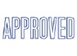 1008 – APPROVED Stock Stamp