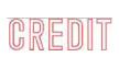 1019 – CREDIT Stock Stamp