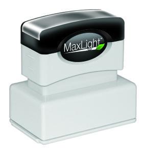 MaxLight PW-125 Pre-Inked Stamp