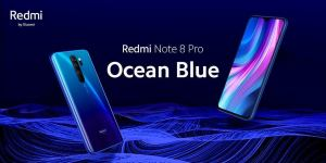 Today, almost 3 months after the start of sales of the controversial bestseller Redmi Note 8 Pro, Xiaomi showed off the device in a new Ocean Blue color,