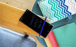 Galaxy Notes tend to be office favorites, with at least a couple of non-review units making their way to colleagues' pockets around launch time.