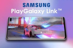 Samsung's PlayGalaxy Link is the company's remote play service that allows users to enjoy PC games on supported phones via streaming.