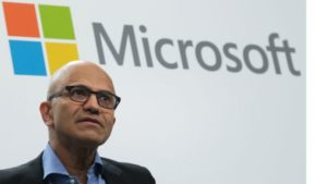 Microsoft boss Satya Nadella has spoken out about India's controversial new citizenship law. The India-born executive said what is happening