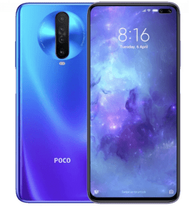 Poco X2 Key Specs & Features 6.67-inch, IPS LCD Capacitive Touchscreen, 1080 x 2400 pixels (386 ppi) 120Hz Refresh Rate, HDR10 Android 10.0; MIUI 11