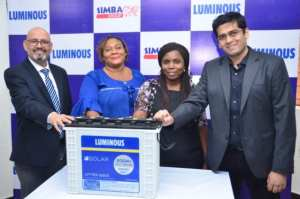 The Simba Group, distributors of Luminous power back up solutions including inverters, batteries and solar powered systems, have unveiled