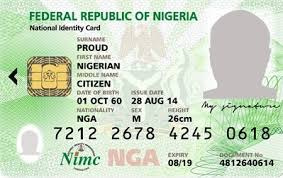 National IDCard Number is a number which is organize to be your National ID card number while registering for it.