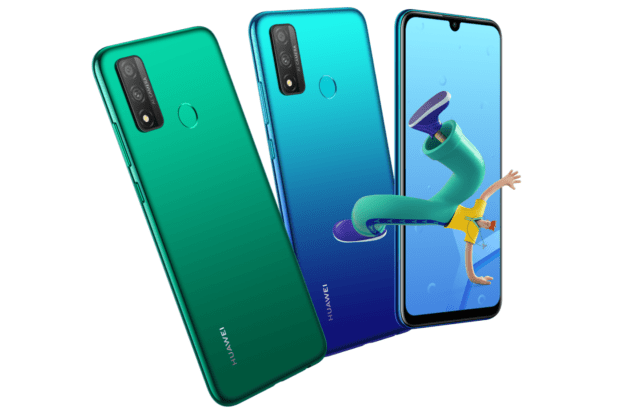 The new phone is the successor of the Huawei P Smart 2019 and the good news is that it comes with Google Play Services.