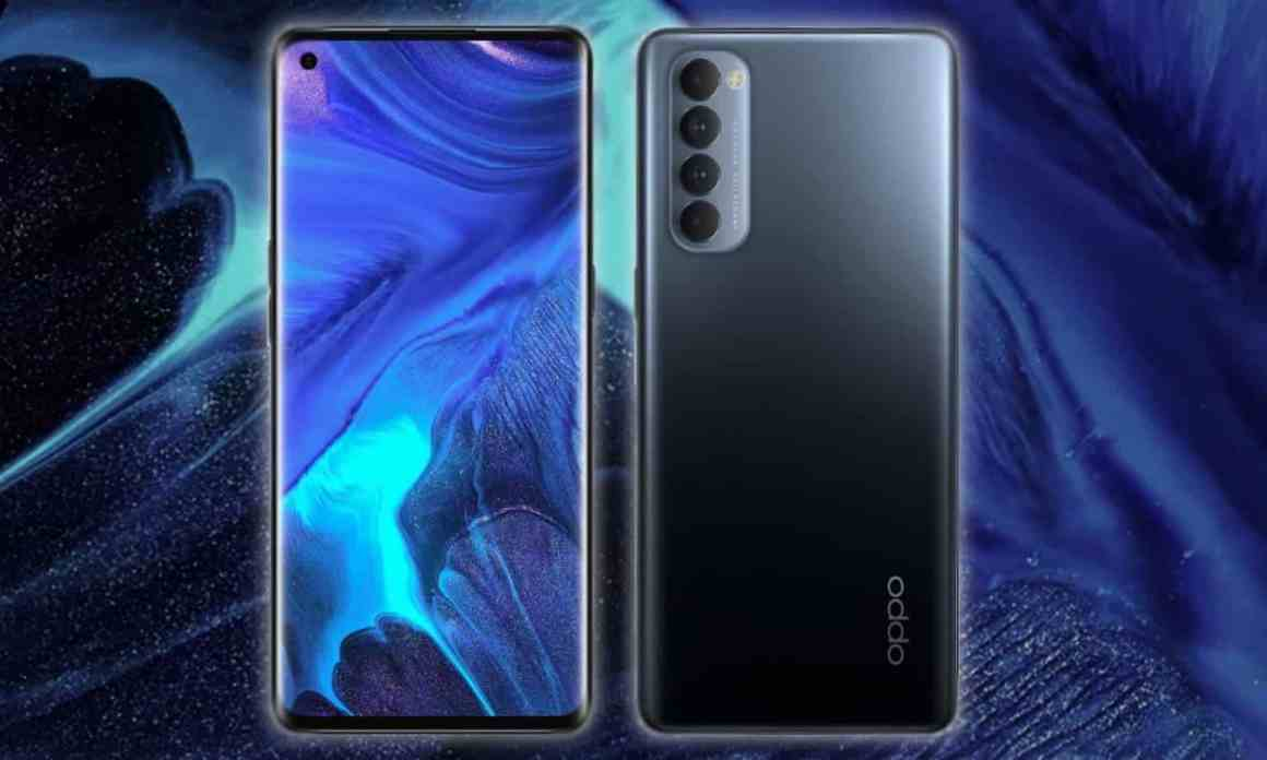 OPPO RENO 4 PRO (GLOBAL) OFFICIAL WITH SD720G, QUAD-CAMERA SETUP AND 65W FAST-CHARGING