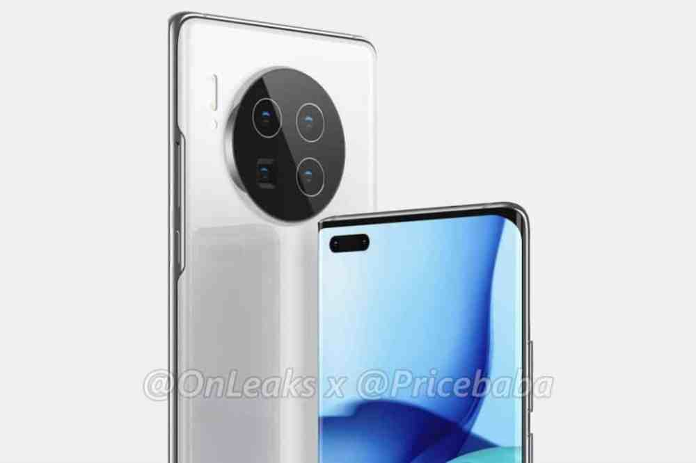 HUAWEI MATE 40 PRO WITH KIRIN 9000 WILL START FROM $860
