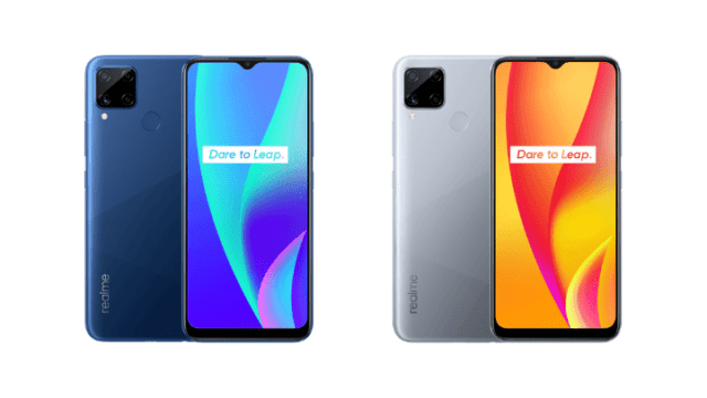 Realme C15 Full Phone Specifications, Features and Price.   Some of the features on the phone include quad rear cameras, a behemoth battery with fast