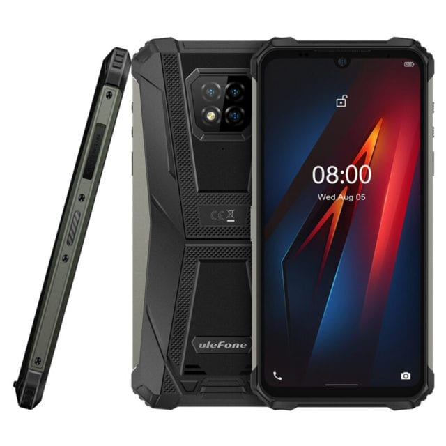 Ulefone Armor 8 Full Phone Specifications, Price, and Best Deals, The primary features include MediaTek Helio P60 Octa-Core processor