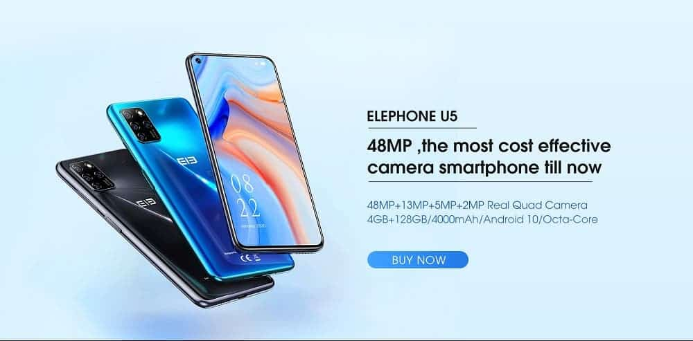 WHICH COLOR VERSION OF ELEPHONE U5 DO YOU LIKE MOST?