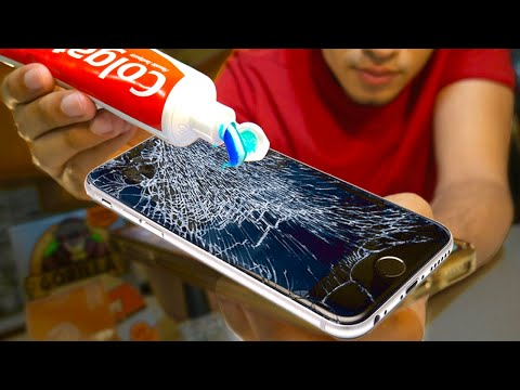 Having a mobile device with a cracked screen could be embarrassing at times as it makes you feel shy to expose it in public and most annoyingly, obstruct your while in use.
