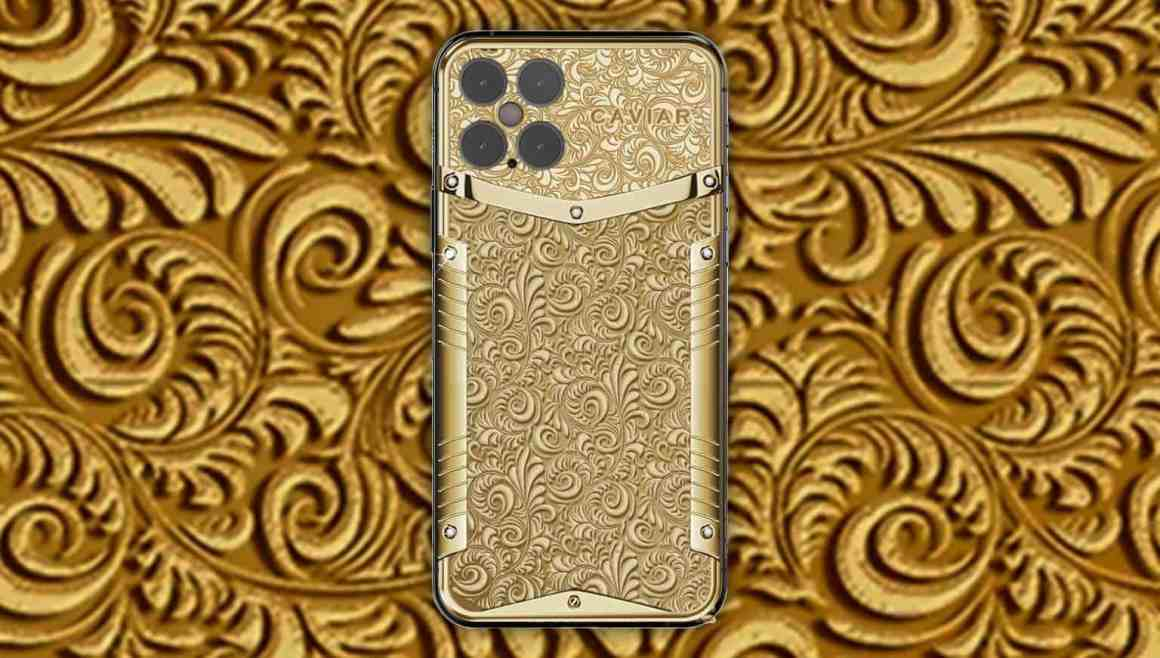 IPHONE 12 PRO COVERED WITH GOLD COMING SOON PROVIDED YOU HAVE $23,000 TO PAY