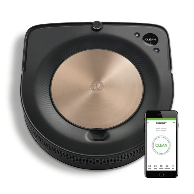 iRobot Roomba S9 (9150) Vacuum Cleaner Price, Specs, Best Deals.  iRobot Roomba S9 Vacuum Cleaner Key Specs & Features   Voice control Dry cleaning Auto-charging Home Base