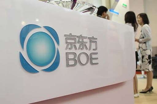 6 MILLION FLEXIBLE OLED PANELS IN THE FIRST HALF OF THE YEAR: BOE