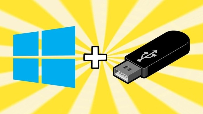 Easy Way To install Windows 10 from USB,  You use Windows 10 on your computer, but you are now using another PC with an older operating system.