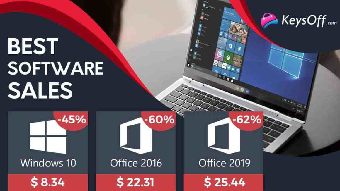 WINDOWS 10 PRO $8.34 & OFFICE 2016 PRO $22.31! FOR ONE WEEK ONLY.