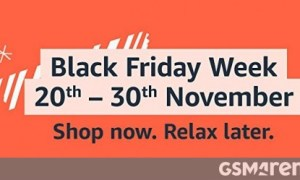 Amazon UK discounts select Samsung, Xiaomi, OnePlus and Google phones for Black Friday Week