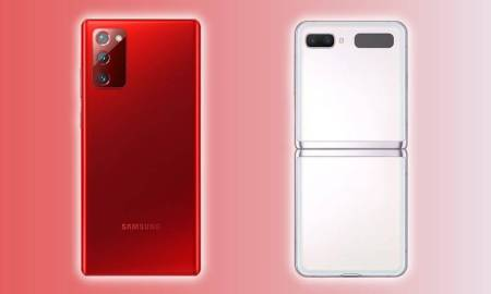 Galaxy Note20 gets a Red colorway in the US, Z Flip 5G arrives in White