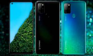 Gionee M12 announced with Helio P22, 48MP camera and 5000mAh battery