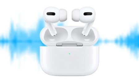 How to enable spatial audio on AirPods Pro