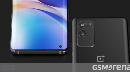 New OnePlus 9 Pro renders offer a close look at what's coming in March
