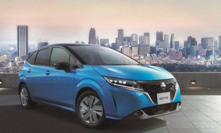 Nissan Note e-POWER Gets Smart Hybrid Upgrade