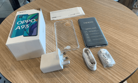 Oppo A93 Unboxing and Review