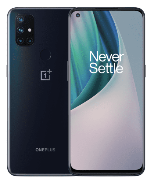 OnePlus Nord N10 5G Specs, Price and Best Deals.   The OnePlus Nord N10 5G comes in as one of OnePlus's provision for enthusiats who desire a smartphone