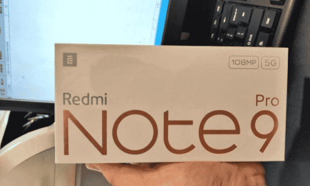 Redmi Note 9 Pro 5G retail box emerges confirming 108MP camera