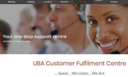 UBA Customer Care Number, Online Chat & Contact Details