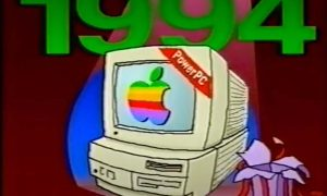 A 1994 Apple video shows the transition of Macs to PowerPCs ‣ TechReen