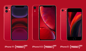 All Apple PRODUCT RED (including iPhone 12) proceeds donated to COVID-19 relief