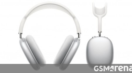 Apple introduces AirPods Max over-ear headphones with active noise cancellation