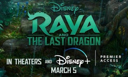 Disney+'s next Premier Access movie is Raya and the Last Dragon