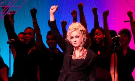 How to watch Cyndi Lauper's 'Home for the Holidays' live: Stream the virtual benefit concert from anywhere