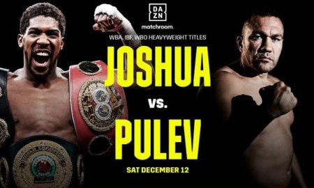 Joshua vs. Pulev live stream: Here's how to watch the heavyweight title fight online anywhere