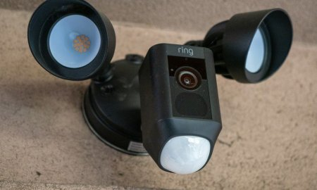 Keep an eye out with the Ring Floodlight Camera down to $150 today only
