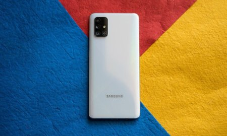 The Galaxy A71 5G, one of Samsung's best-selling phones of the year, is 26% off right now