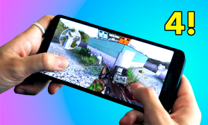 The best accessories to play with your mobile: turn your device into a gaming mobile
