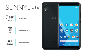 Wiko Sunny 5 Lite Specifications And Price ‣ TechReen