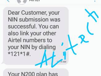 How To Check If NIN Is Successfully Linked To Sim For All Network Providers In Nigeria