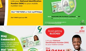 How To Get Your NIN Without Visiting Any Nin Enroll Center On All Network (Mtn, Airtel, Glo And 9mobile)