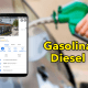 How to know the price of gasoline and diesel from your mobile with Google Maps