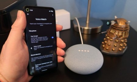 How to set up Google Assistant Voice Match